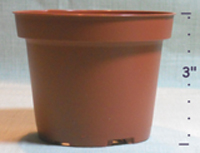 "4"" tub brown height"
